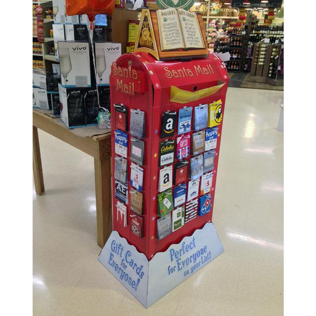 Santa Mailbox Display