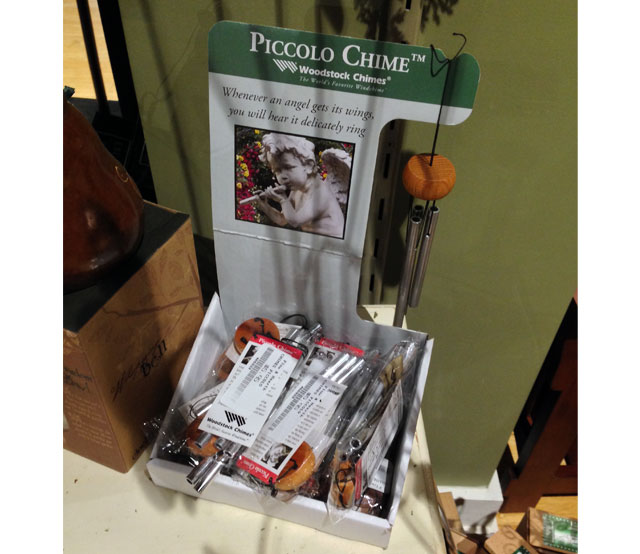 Piccolo Chime Display