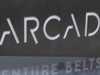 Arcade Belt Display