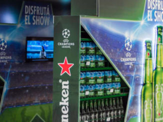 Heineken Launches Champions POS Campaign