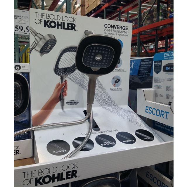 Kohler Converge Interactive Pallet Display