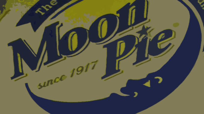 Moon Pie Floor Display