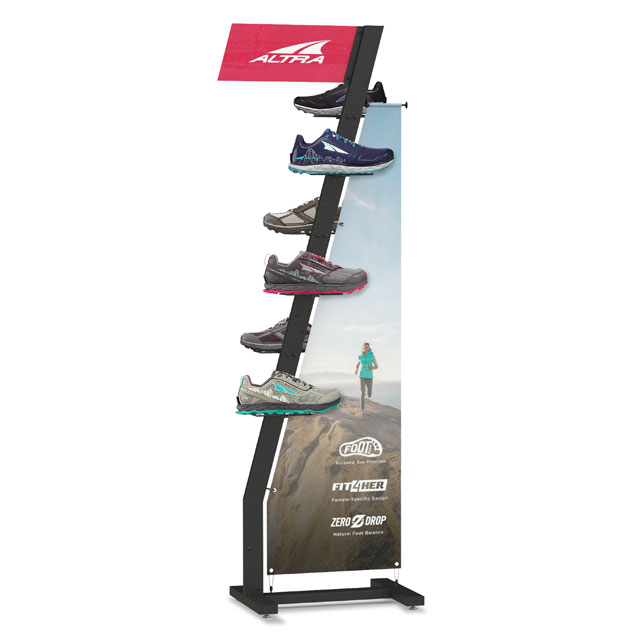 Altra Running Displays
