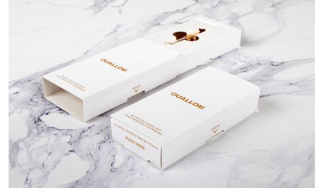 Duallok Package Design Wins Ameristar Award