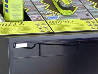 ACR Artex Retail Display