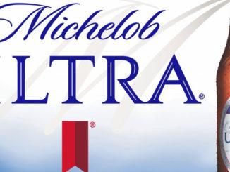 Michelob Ultra Display