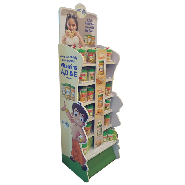 Nutralite Mayo Floor Display