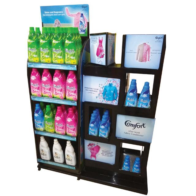Unilever Comfort Display