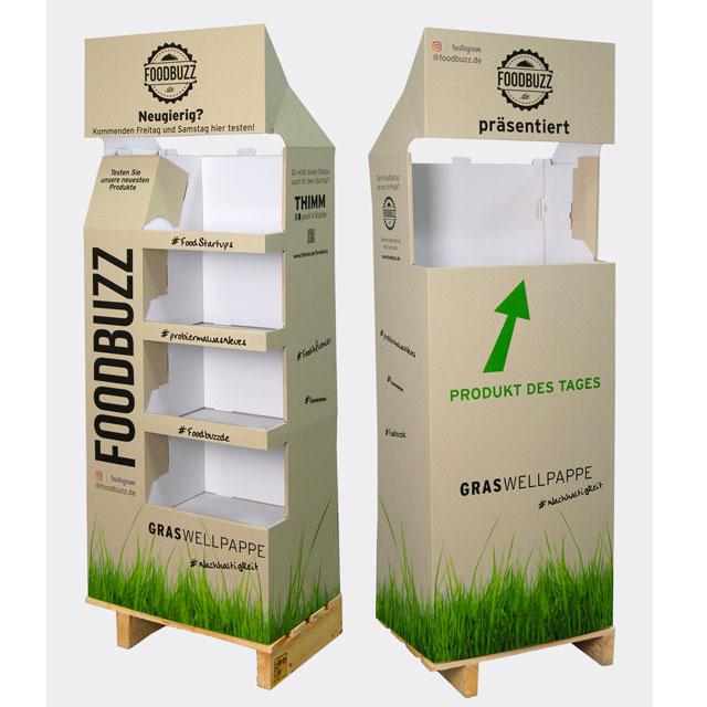 Grass Cardboard