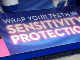 Crest Gum Sensitivity