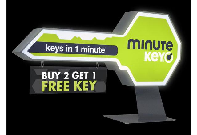 MinuteKey