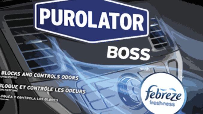 PurolatorBOSS POS Display