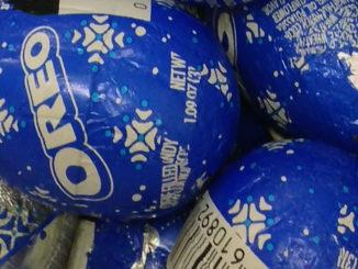OREO Holiday Eggs