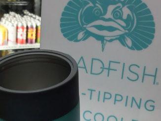 Toadfish Display