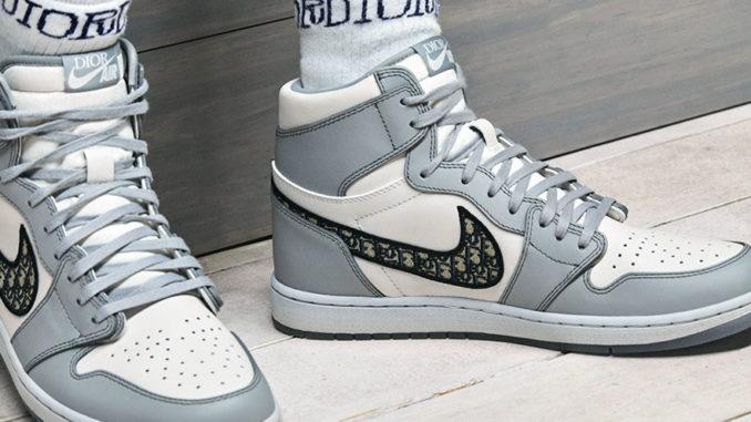 Nike And Dior