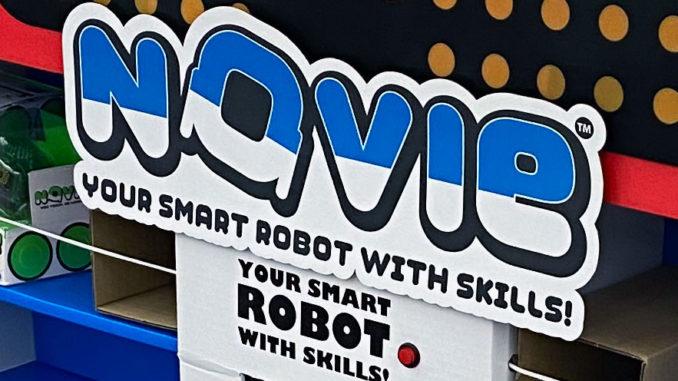 Novie Smart Robot